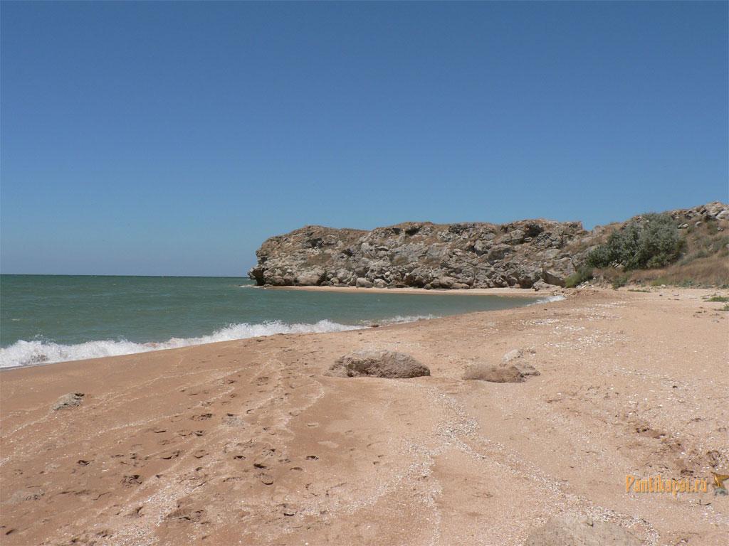Генеральские пляжи и бухты