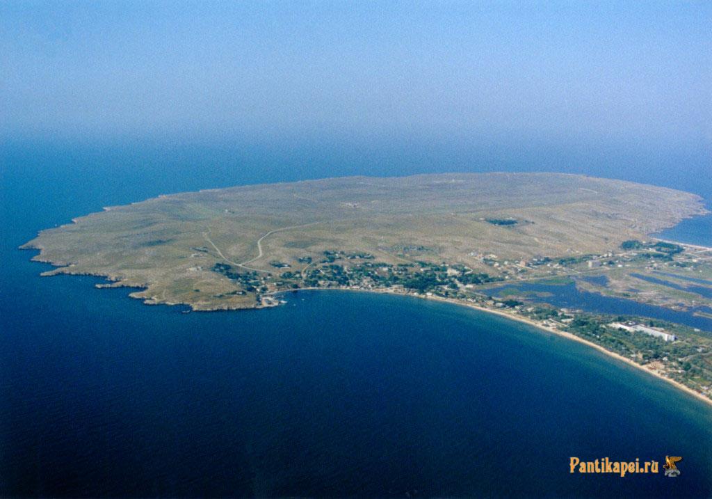 Полуостров Казантип