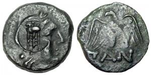 Спарток IV Медный Тетрахалк