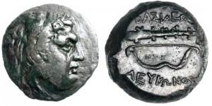 Левкон II Медный Обол