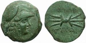 Левкон II Медный Тетрахалк
