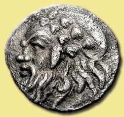 Правитель Пантикапея Сатир I 430—390 гг до н. э.