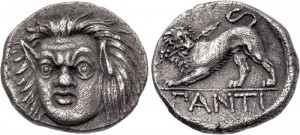 Спарток II, Серебрянная Гемидрахма