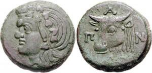 Спарток III Медный обол