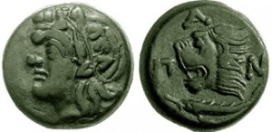 Спарток III Медный тетрахалк