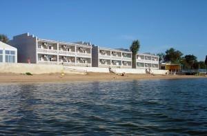 Пансионат Коралл, на самом побережье в Героевке