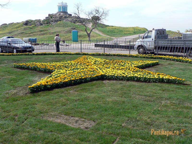 Керчь, митридат, май2010