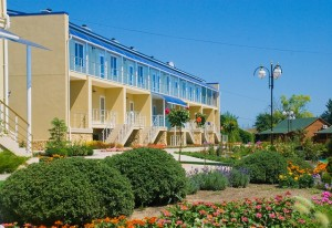 База отдыха Черноморская
