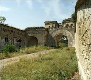 """Крепость """"Керчь"""" построена 1857-1867 годах"""