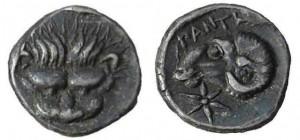 Левкон - I Серебрянный Тетробол