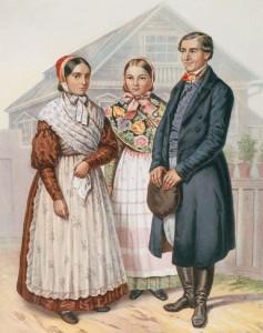 Немецкие колонисты