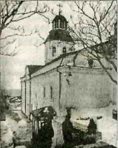 храм успения Пресвятой Богородицы в Еникале (1897г.)