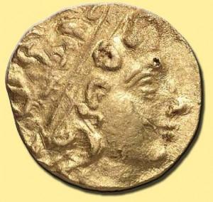 Царь Пантикапея Перисад IV