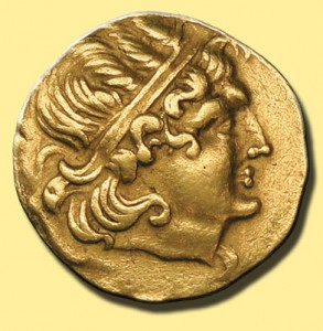 Царь Пантикапея Перисад 5