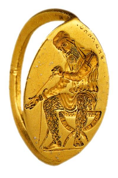 Некрополь Пантикапея. Конец V в. до н. э.