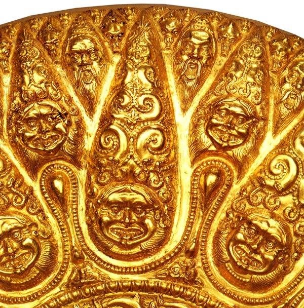 Середина IV в. до н.э. Боспорское царство, курган Куль-Оба