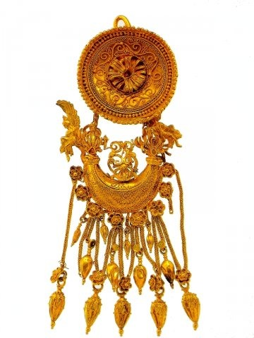 Курган Куль-Оба. Около 350 гг. до н. э.