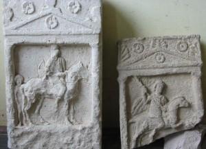 Вторая по величине лапидарная коллекция после Афин