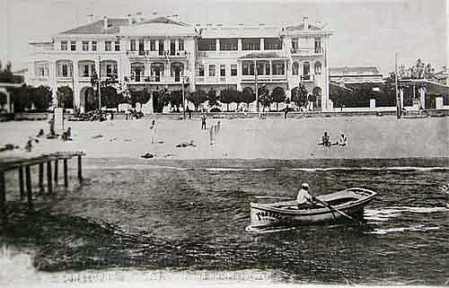 Старое фото Евпатории