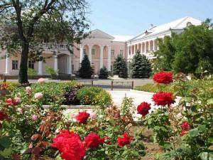 Саки - курорт Крыма