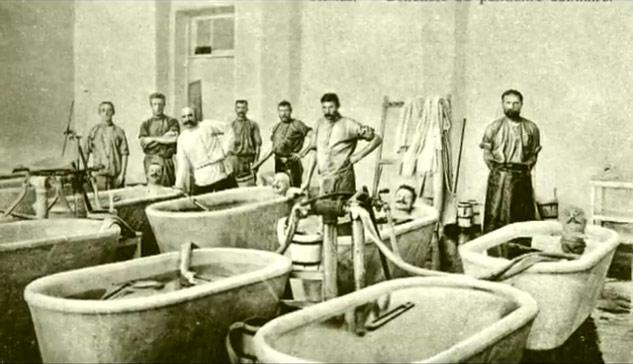 Саки грязелечение 19 век