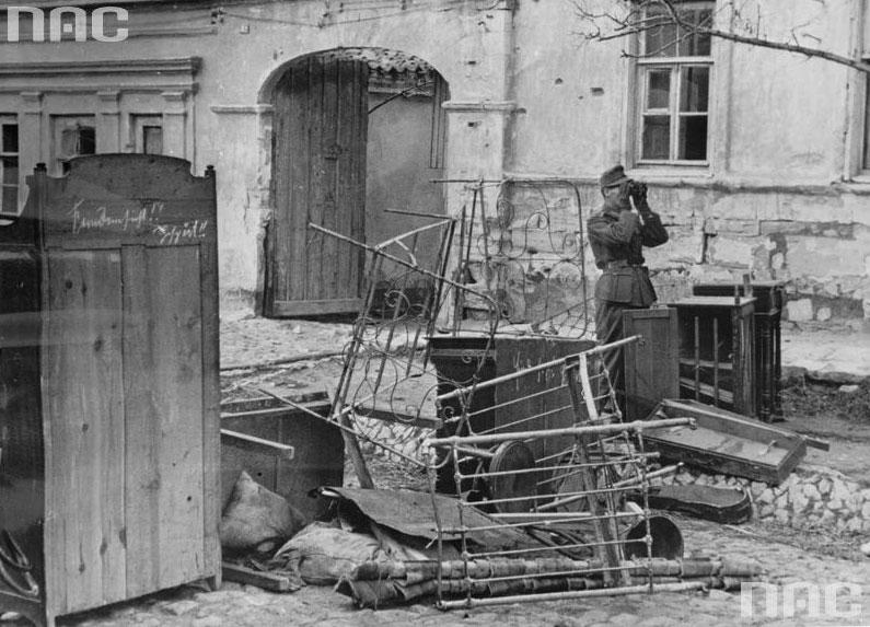 Керчь, война, 1941