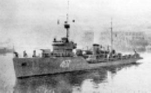 """Тральщик """"Горизонт"""" в Керченском проливе, послевоенное разминирование"""
