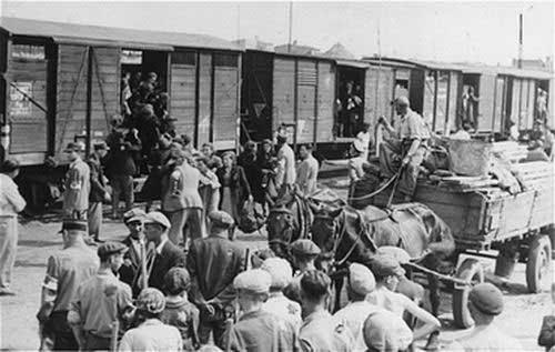 Депортация из Крыма 1944 год