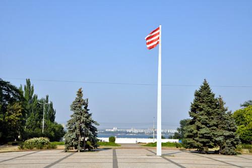 Флаг города Керчь