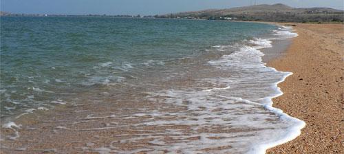 Отличный пляжи в Курортном
