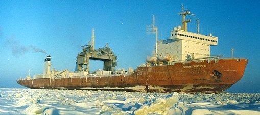 танкеры серии «Победа»