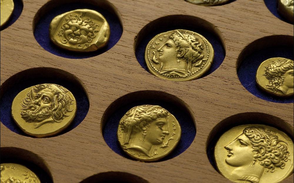 коллекция монет Просперо