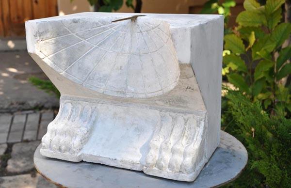 Древние солнечные часы из Китея