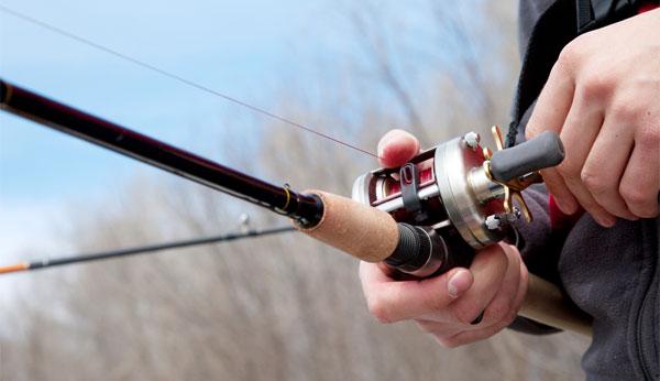Рыбалка на озере Чурбаш
