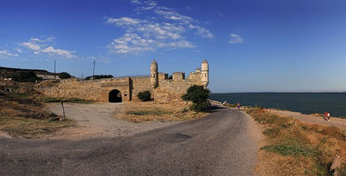 Yenikale Fortress-kerch