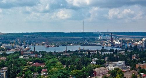 Керчь - город порт