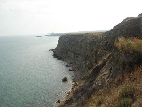 Античное городище Китей в Крыму
