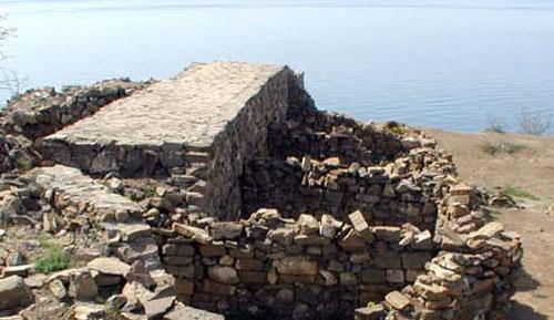 Крепость Асандра, на Караул-Обе