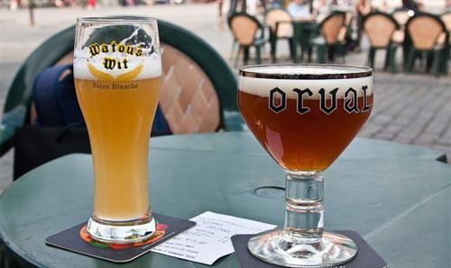 Белигийское пиво - лучшее в мире