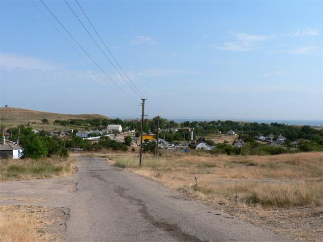 Поселок Подмаячный, Керчь