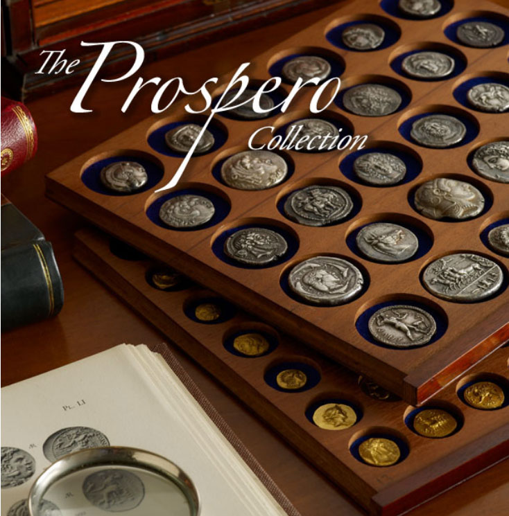 Коллекция Просперо, аукцион 4 января 2012