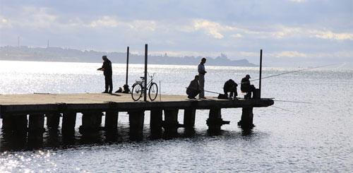Рыбалка в Керчи