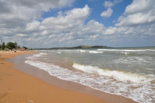 Пляжи в Курортном, Керчь