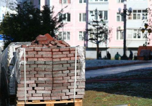 Ул. Самойленко в Керчи, реконструкция