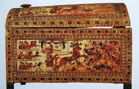 Древнегреческий сундук