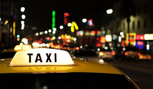 Такси в Керчи