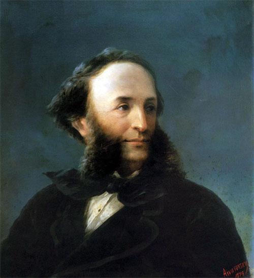 АЙВАЗОВСКИЙ И.К. (1817-1900)