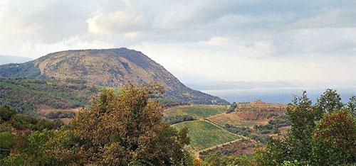 Алушта, гора Кастель