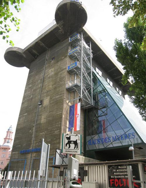 Музей моря в Австрии