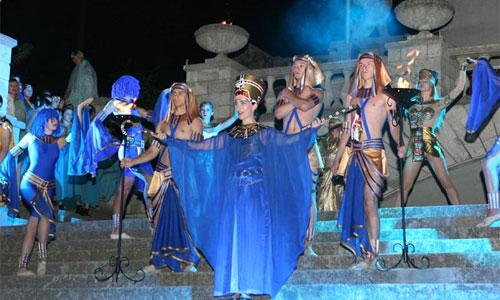 Боспорские агоны в Керчи 2005 год